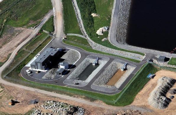 Gunning WTP - Aerial Image
