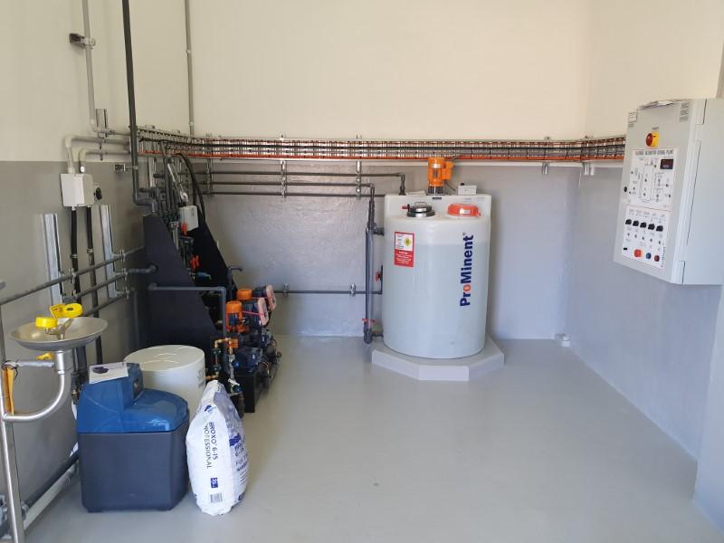 Snowy Monaro WTPs' Fluoride Dosing Facility II