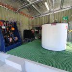 Cohuna WTP - Fluoride Batching Tank