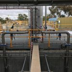 Cobram WTP Upgrade - DAF Plant Bullshorns
