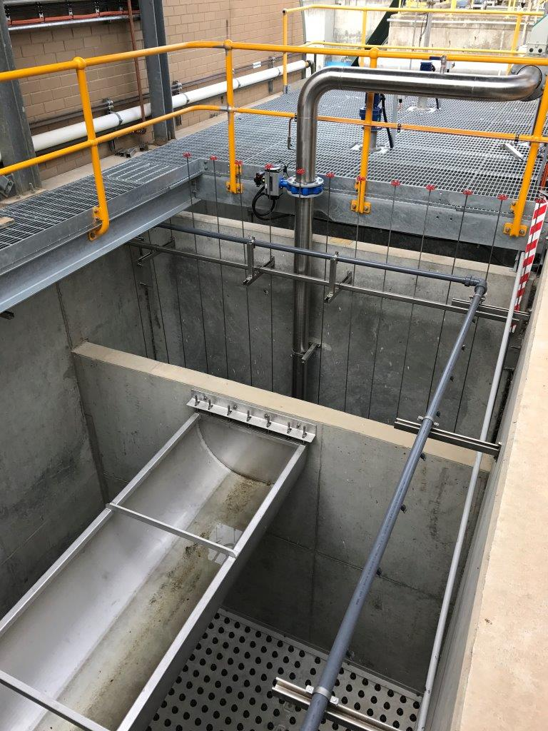 Cobram WTP Upgrade - DAFF Filter Launder and Saturated Water Pipework Replacement