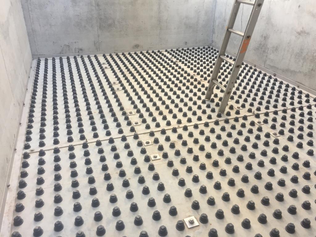 Cobram WTP Upgrade - DAFF Filter Nozzles