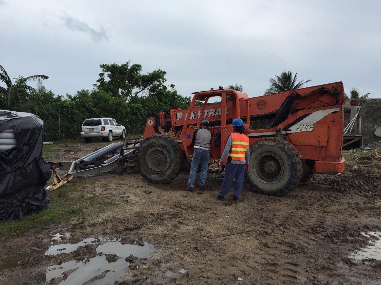 Weno WWTP Upgrade - Local Workforce