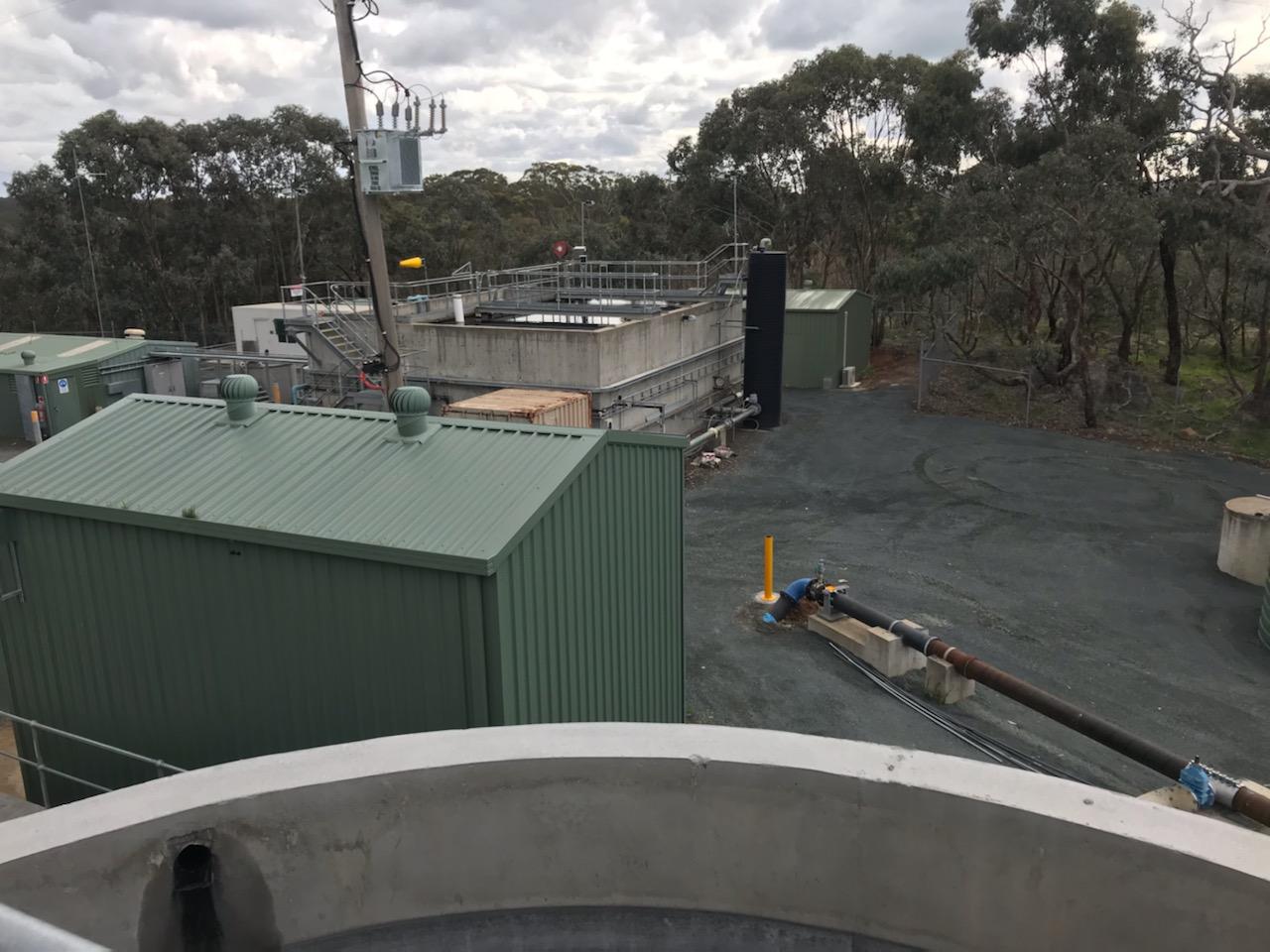 Heathcote WTP Upgrade
